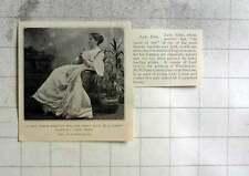 1905 Lady Eden Portrait Famous Lawsuit