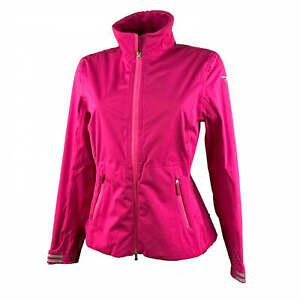 Chervo Golf Womens Rain Jacket Aqua Block Magenta 794 Gr.36 New