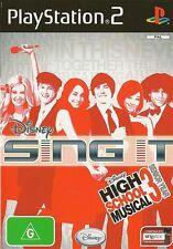 PLAYSTATION 2 HIGH SCHOOL MUSICAL 3 SENIOR YEAR PS2 GAME
