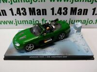 JB6 voiture 1/43 IXO 007 JAMES BOND JAGUAR XKR Die another day