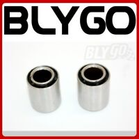 2X 12mm x 22mm x 28mm Shocker Absorber Swingarm Bushes PIT QUAD DIRT BIKE BUGGY