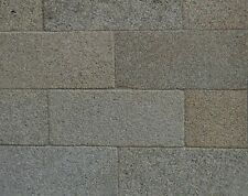 25 Sq Ins REAL Forest of Dean Dressed Grey Miniature Stone for Dolls Houses