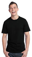 District Men's Short Sleeve Crewneck Concert Basic Tee, 3-Pack. DT5000