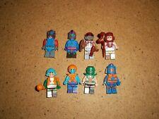 He Man - Masters Of The Universe MOTU LEGO Minifigures Lot