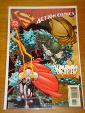 ACTION COMICS #790 DC NEAR MINT CONDITION SUPERMAN JUNE 2002