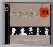 (GZ790) Various Artists, The Opera Album 2002 - Double CD