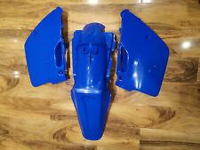 KAWASAKI KX 125 250 1994 -1998 UFO Blue REAR Plastic Hot Wheels Pro Circuit