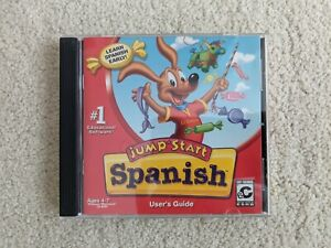 Jump Start Spanish early chidhood CD-ROM Game 2003