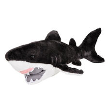 Adventure Planet Plush Pal - GREAT WHITE SHARK (11 inch) -New Stuffed Animal Toy