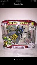 TRANSFORMERS BEAST WARS 10th ANNIVERSARY INSECTICON WASPINATOR NEW SEALED