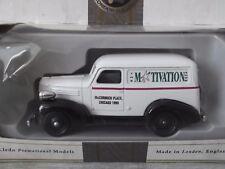 Lledo LP93002, 1930 Dodge Panel Van, The Motivation Show, Chicago 1999 - USA