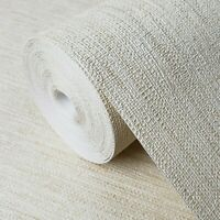 rustic beige yellow Faux grass cloth Grasscloth texture Plain wallpaper Textured