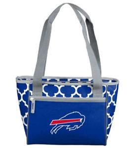 Buffalo Bills Insulated Lunch Cooler Tote Bag