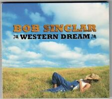 CD DIGIPACK BOB SINCLAR WESTERN DREAM 12T DE 2006 !!!!