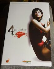 "Hot Toys Resident Evil 4 ADA WONG 12"" Action Figure 1/6 Scale Biohazard"
