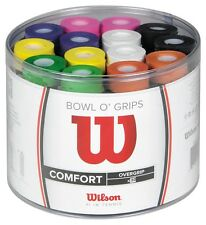 Wilson Bowl O Grips Overgrip 50 Pack