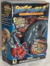 Street Fighter ll SEGA MEGA DRIVE Plug and Play 2 Player Action (BOXED)