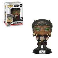 Rare Hondo Ohnaka Star Wars Funko Pop Vinyl New in Mint Box + Protector