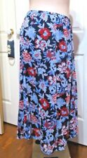 MILLERS FLORAL FLARED SKIRT SIZE 18 CALF LENGTH