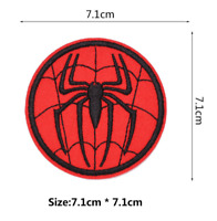 Spider-Man Embroidered Patch for Embroidery Patches Iron Sew On Marvel Comics