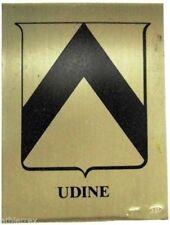 UDINE (Serie:Citta' Italiane) Argento-Smalti
