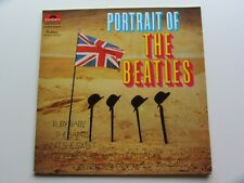 THE BEATLES FIRST  1971 DUTCH LP   A PORTRAIT OF THE BEATLES   POLYDOR  2418 162