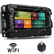 Car DVD GPS Radio Navigation For GMC Yukon Sierra Chevrolet Chevy Tahoe Suburban