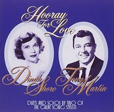 Dinah Shore and Tony Martin - Hooray for Love [CD]