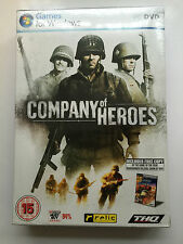 Company of heroes: inc copie gratuite de warhammer 40,000 Dawn of war + Tapis Gratuit (pc)