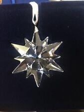 Swarovski 2017 Annual Little Star Ornament 5257592 Brand New