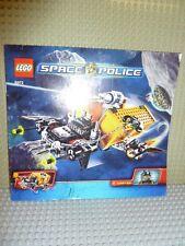 LEGO® Space Bauanleitung 5972 Space Truck Getaway BA ungelocht