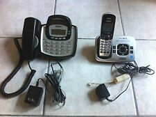 2 SETS OF USED TELEPHONES UNIDEN GOOD CONDITION!