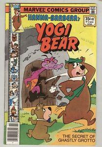 Yogi Bear #1, #2 and #3