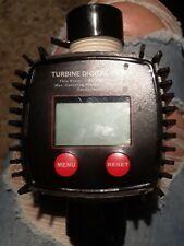 Traveller Turbine Def Digital Flow Meter 1289390 New