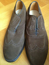 Allen edmonds zapatos caballero schnürschuhe Business cuero color marrón 12 e EUR 46