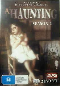 A Haunting: Season 1 (DVD, 2 Discs)  - Very Good Condition