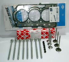 Reparatursatz 1,2 L 3 Zyl, Skoda, VW, Seat Zylinderkopfdichtung Ventile VAG