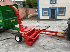 RARE BRITAINS CONVERSION JF FCT900 FORAGE HARVESTER SILAGE   FOR TRACTOR SIKU