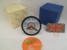 CHUCK BERRY  - RECORD CLOCK actual VINYL RECORD CENTRE Desk / Side Table