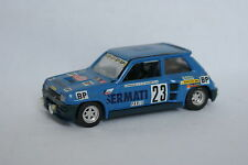 Record Kit 1/43 - Renault 5 Turbo Rallye Monte Carlo 1982 Sermati