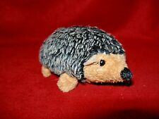 Herzog Hedgehog Plush Stuffed Animal Toy Aurora 4""