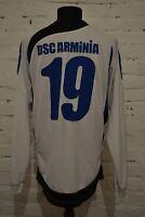 DSC ARMINIA AWAY FOOTBALL SHIRT 2008/2009 SOCCER JERSEY TRIKOT MENS L