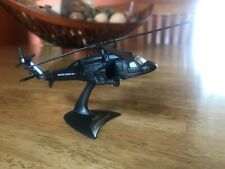 Maisto Helicopter - UH-60A Black Hawk - Army - Great Condition! - Adult Owned