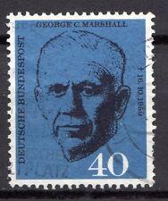 Germany - 1960 George C. Marshall Mi. 344 FU