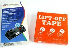 Ibm Selectric Ii Typewriter Ribbons By Dataproducts 1299095 Amp 2 Lift Off Tapes