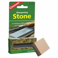 Coghlan's Sharpening Stone High Quality Coarse & Fine Grit Stone Knife Sharpener