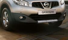 Nissan Qashqai/+2 Genuine Front Bumper Protection KE540BR020 Styling Plate Trim