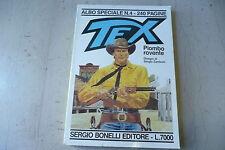 """TEX ALBO SPECIALE Nr 4 """"PIOMBO ROVENTE"""" 1' edizione BONELLI 1991 - A4"""