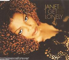 JANET JACKSON - I Get Lonely (UK 5 Track CD Single)