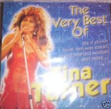 TINA TURNER - THE VERY BEST OF (2001) RARE POLISH CD NEW